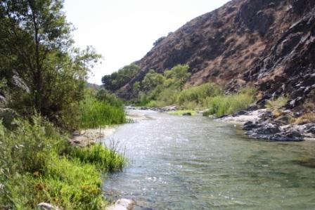 Santa Margarita River