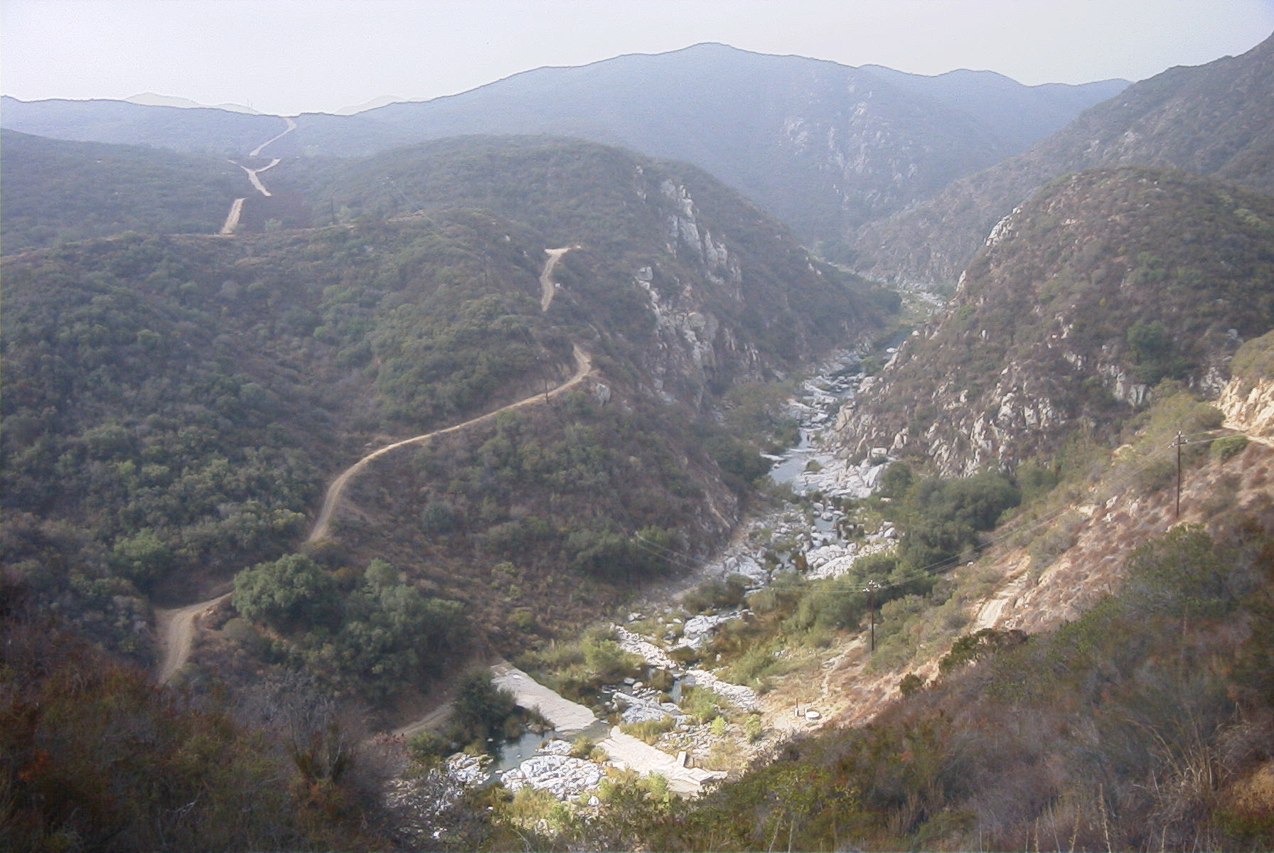 Santa Margarita Ecological Reserve