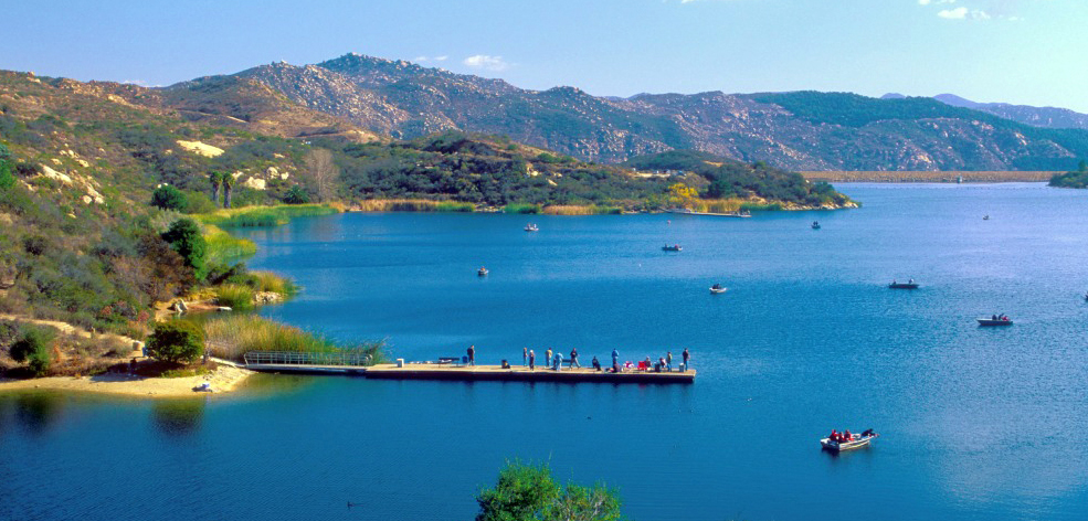 Carlsbad wma project clean water for Lake san marcos fishing