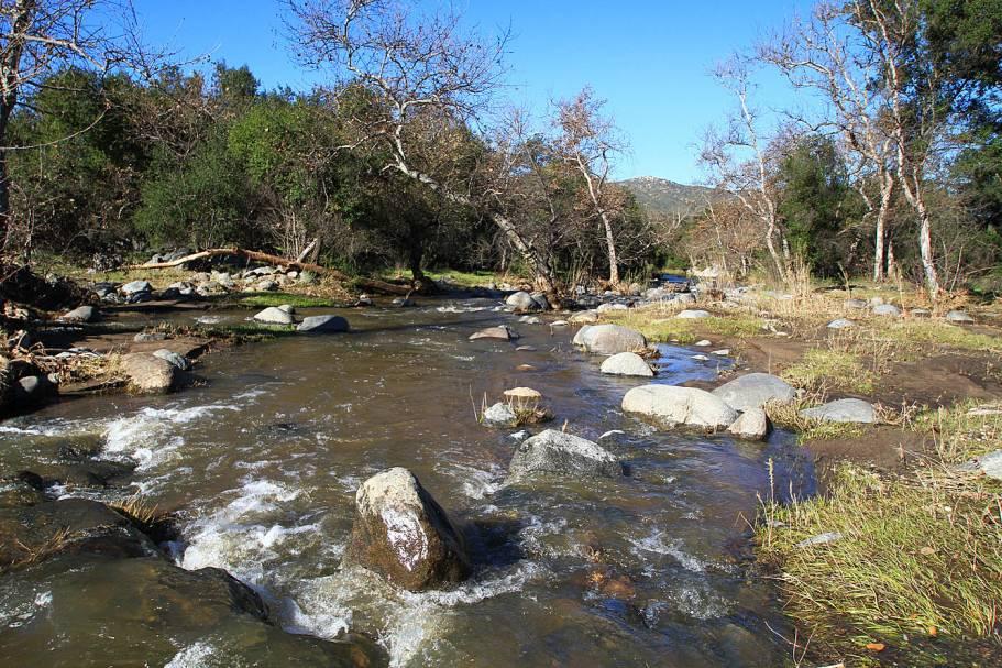 Santa Ysabel Creek