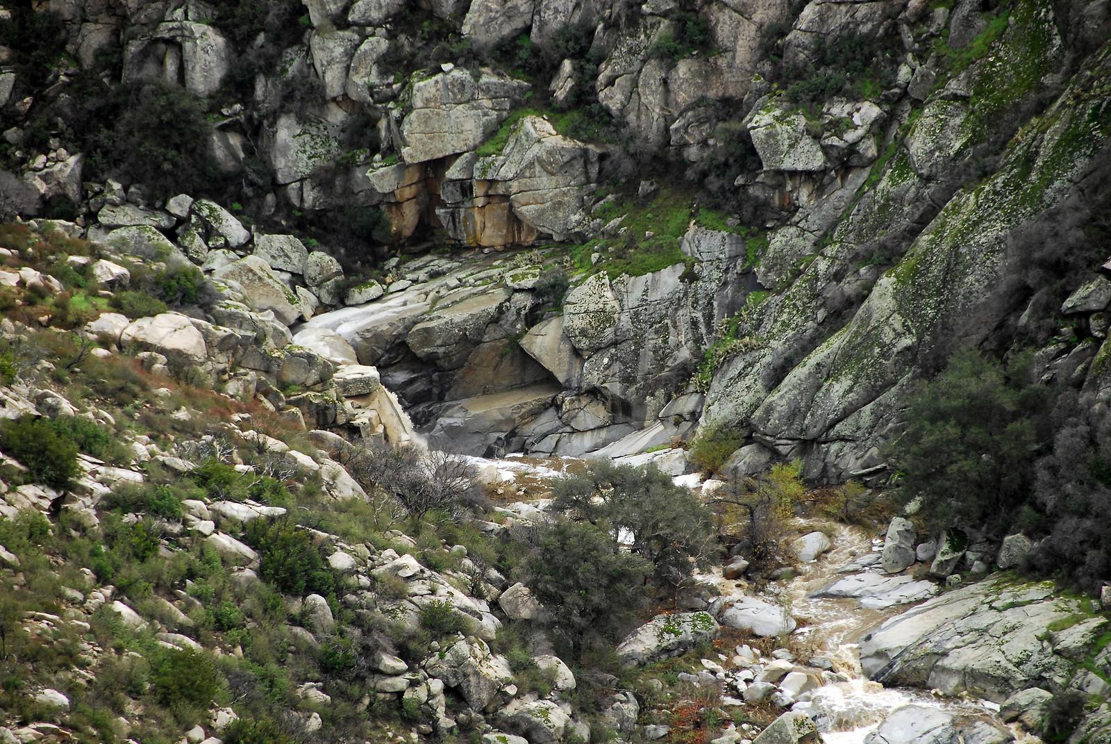 Santa Ysabel Creek (Above Sutherland Lake)