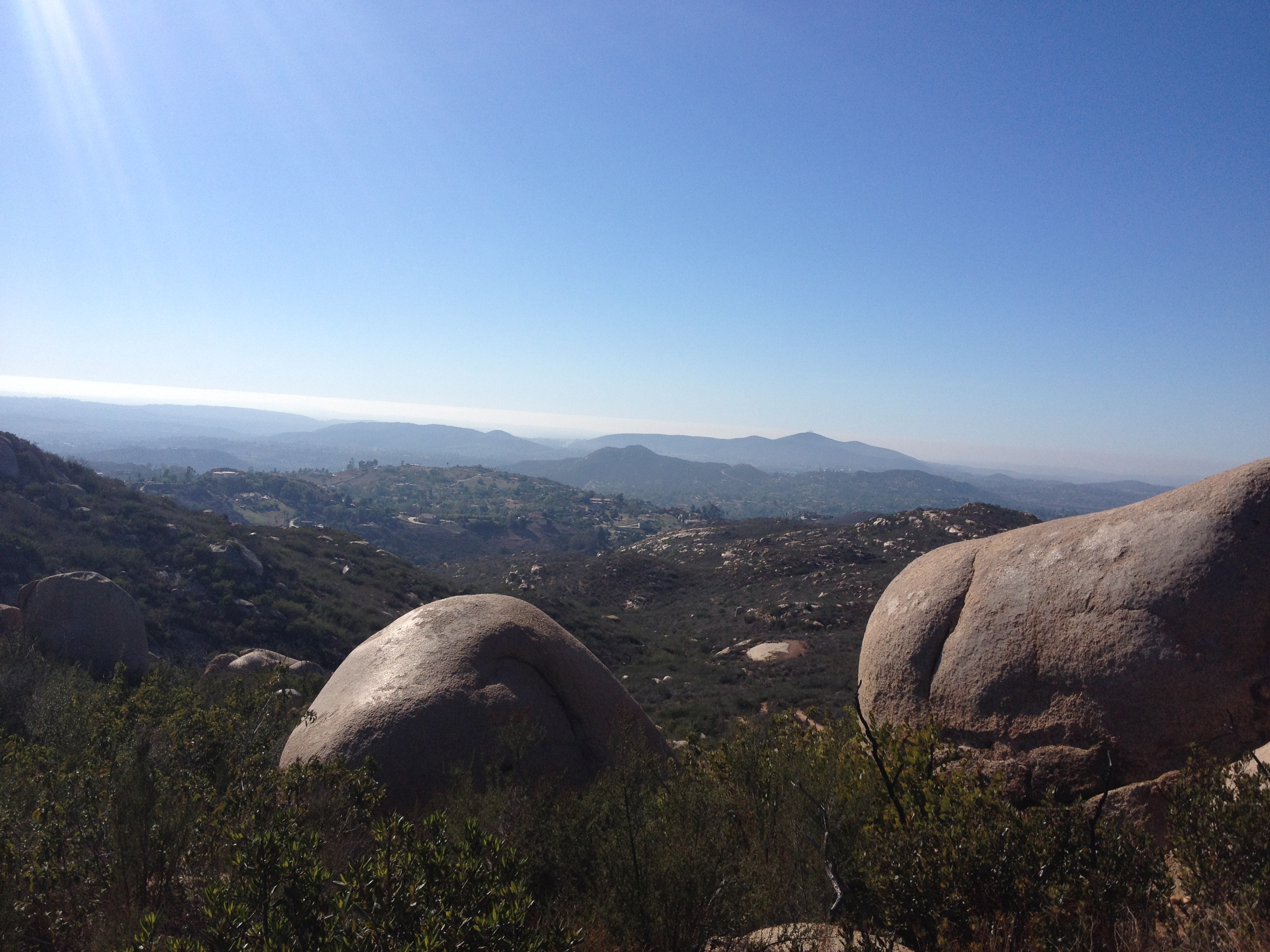 Mount Woodson Trail