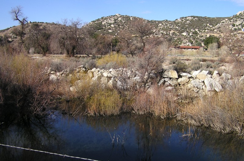 La Posta Creek
