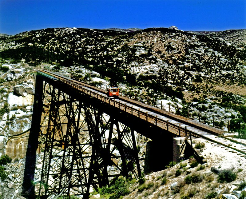 Upper Campo Creek Viaduct