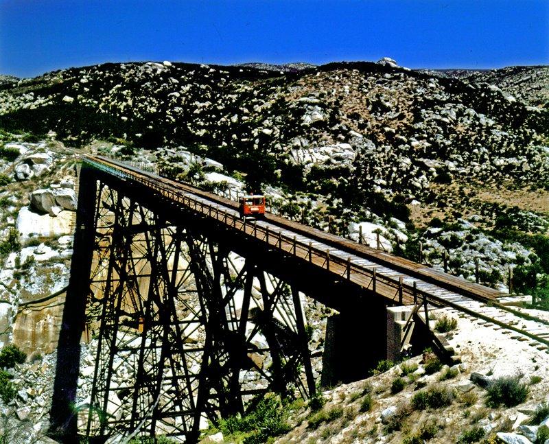 Upper Campo Creek Viaduct