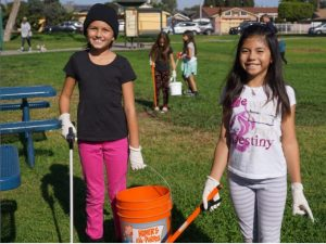 Spring into Action! Community Cleanup @ Spring Valley County Park
