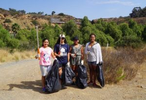 Sweetwater Sweep Community Cleanup @ Sweetwater Regional Park's Open Space Preserve