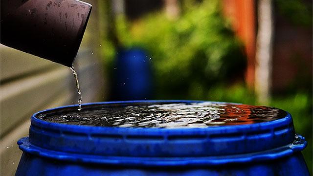 Capture Water